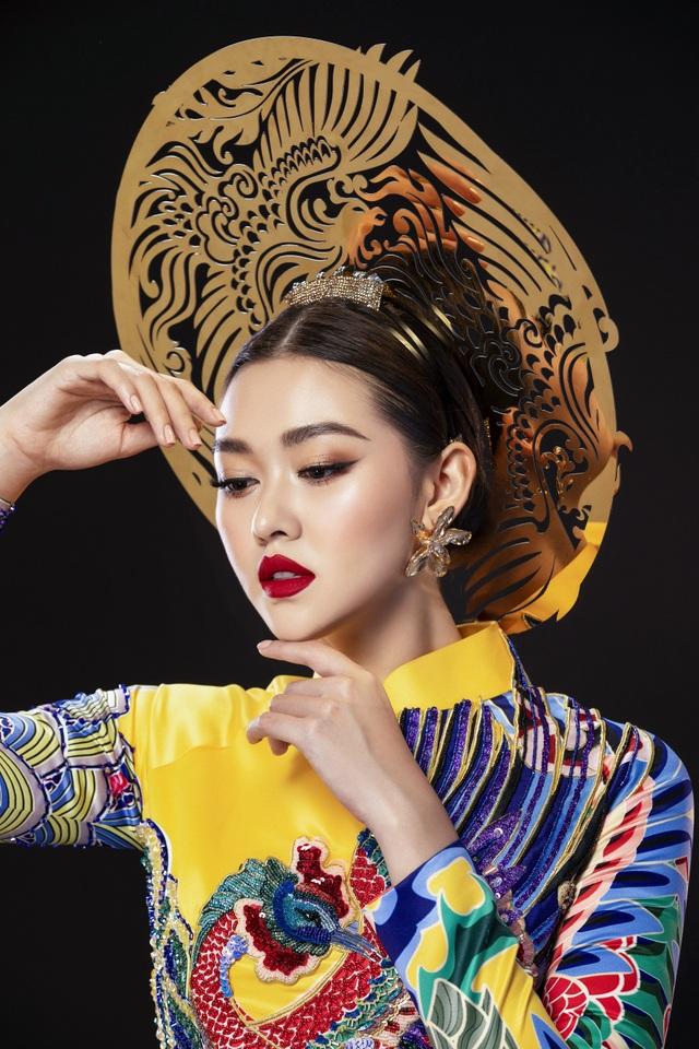 Á hậu Tường San khó chọn trang phục dân tộc khi đi thi quốc tế - 6