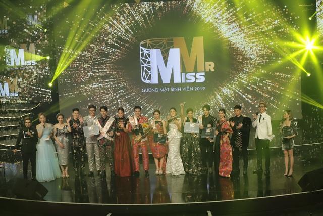 """Sinh viên khối trường kinh tế đăng quang """"Mr  Miss 2019"""" - 2"""