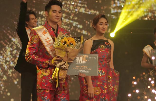 """Sinh viên khối trường kinh tế đăng quang """"Mr  Miss 2019"""" - 1"""