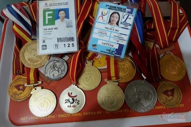 Bà chủ khuyết tật giành 120 huy chương, mở xưởng gỗ cho người nghèo - 3