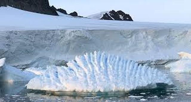 Băng ở Nam Cực đang mỏng dần ở mức độ chưa từng thấy - 1