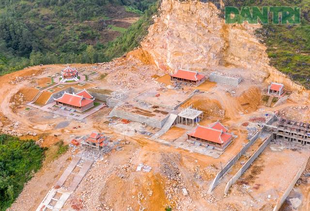 Hà Giang khẳng định công trình tâm linh gần Cột cờ Lũng Cú đúng quy hoạch (!) - 2