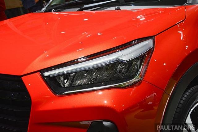 Daihatsu gây chú ý với thiết kế SUV cỡ nhỏ hoàn toàn mới - 5