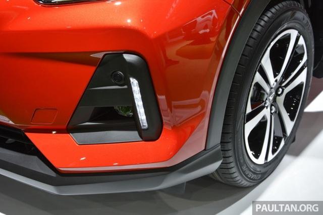 Daihatsu gây chú ý với thiết kế SUV cỡ nhỏ hoàn toàn mới - 7