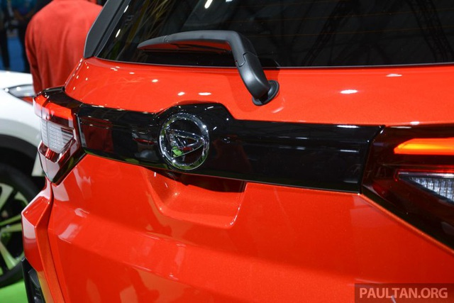 Daihatsu gây chú ý với thiết kế SUV cỡ nhỏ hoàn toàn mới - 11