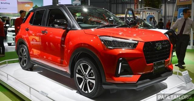 Daihatsu gây chú ý với thiết kế SUV cỡ nhỏ hoàn toàn mới - 1