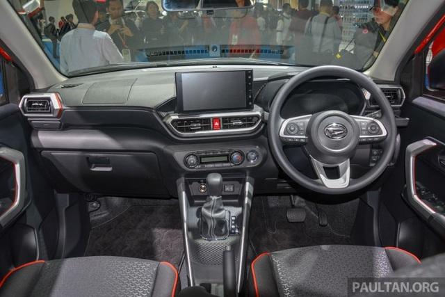 Daihatsu gây chú ý với thiết kế SUV cỡ nhỏ hoàn toàn mới - 13