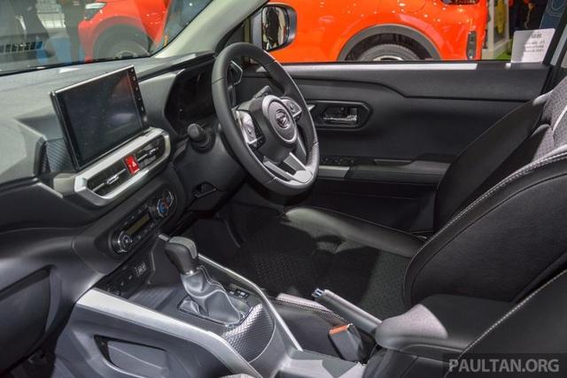 Daihatsu gây chú ý với thiết kế SUV cỡ nhỏ hoàn toàn mới - 32