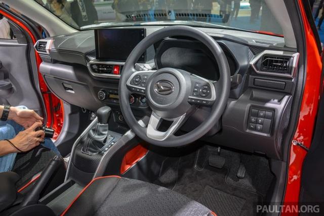 Daihatsu gây chú ý với thiết kế SUV cỡ nhỏ hoàn toàn mới - 16