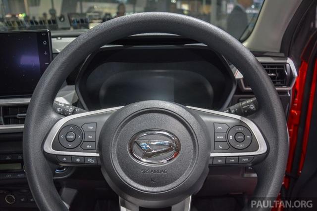 Daihatsu gây chú ý với thiết kế SUV cỡ nhỏ hoàn toàn mới - 15