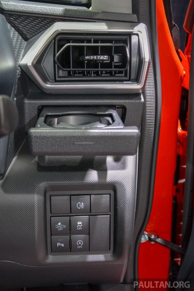 Daihatsu gây chú ý với thiết kế SUV cỡ nhỏ hoàn toàn mới - 21