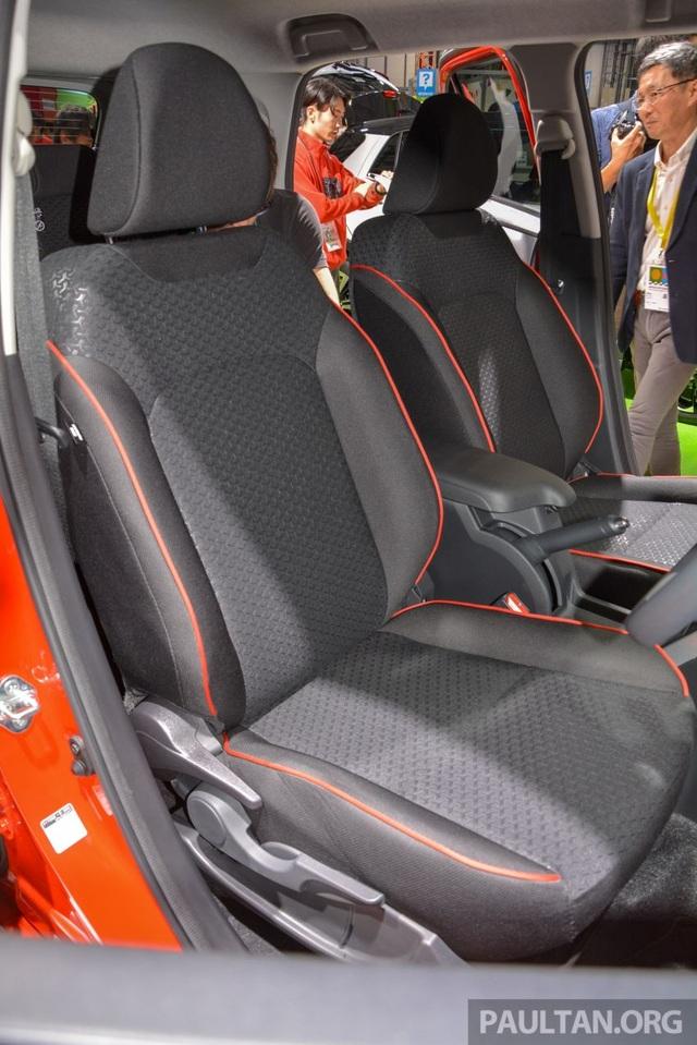 Daihatsu gây chú ý với thiết kế SUV cỡ nhỏ hoàn toàn mới - 23