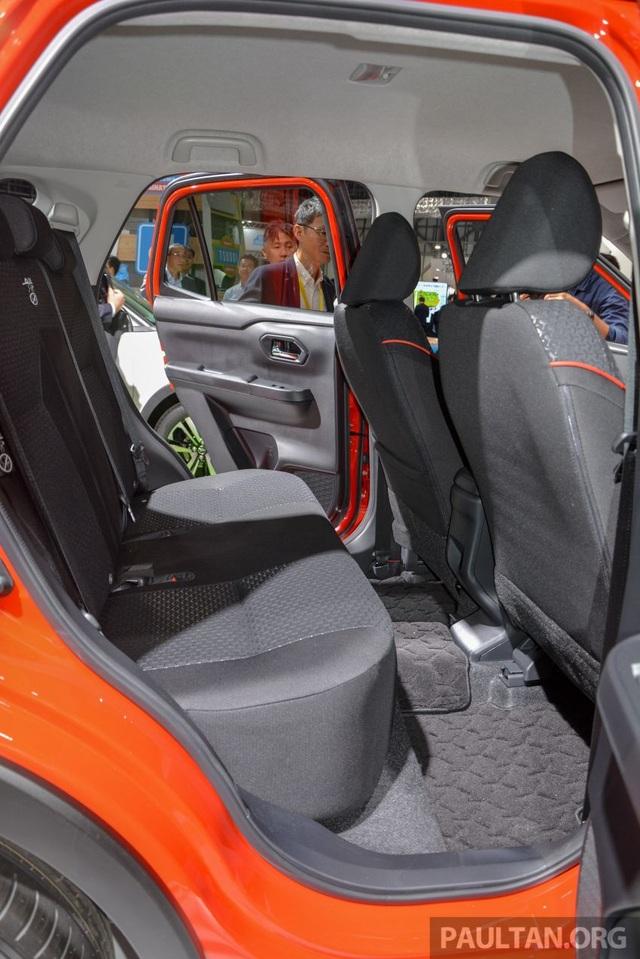 Daihatsu gây chú ý với thiết kế SUV cỡ nhỏ hoàn toàn mới - 24
