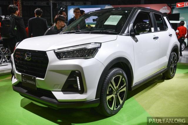 Daihatsu gây chú ý với thiết kế SUV cỡ nhỏ hoàn toàn mới - 27