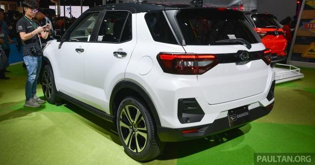 Daihatsu gây chú ý với thiết kế SUV cỡ nhỏ hoàn toàn mới - 29