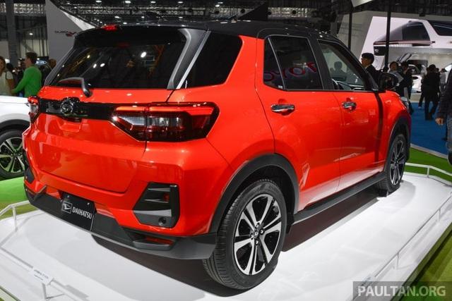 Daihatsu gây chú ý với thiết kế SUV cỡ nhỏ hoàn toàn mới - 10