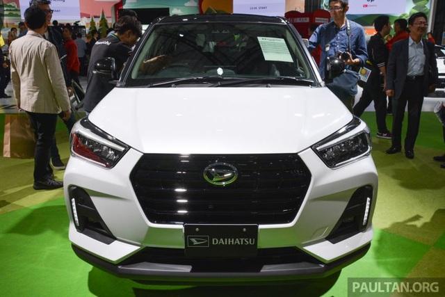 Daihatsu gây chú ý với thiết kế SUV cỡ nhỏ hoàn toàn mới - 28