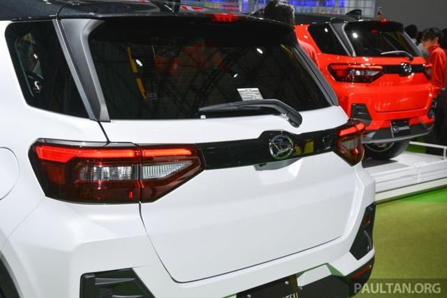 Daihatsu gây chú ý với thiết kế SUV cỡ nhỏ hoàn toàn mới - 26