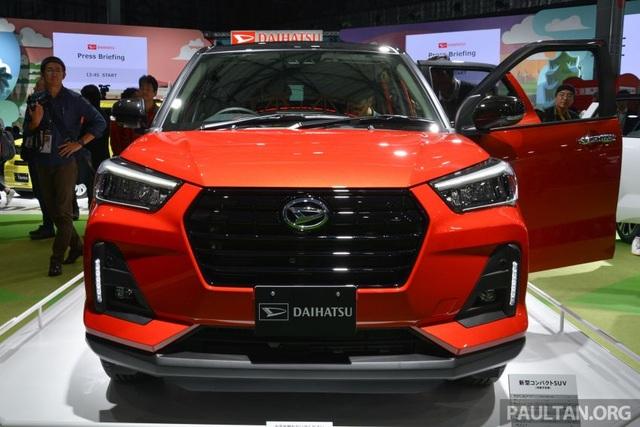 Daihatsu gây chú ý với thiết kế SUV cỡ nhỏ hoàn toàn mới - 4