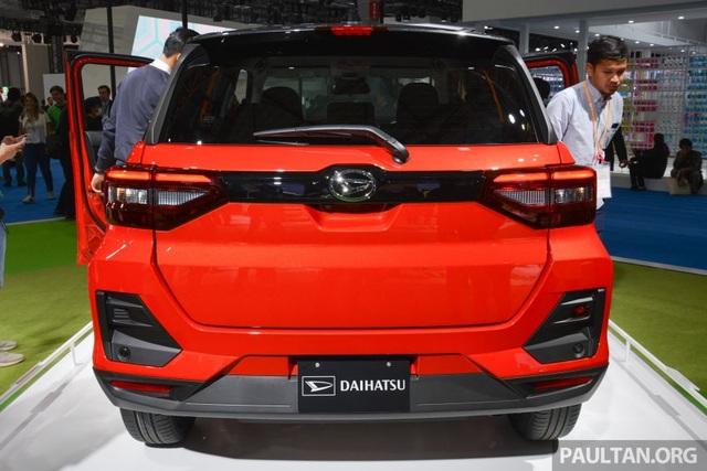 Daihatsu gây chú ý với thiết kế SUV cỡ nhỏ hoàn toàn mới - 12