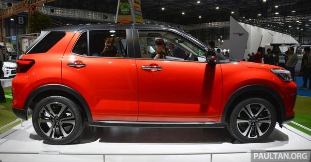 Daihatsu gây chú ý với thiết kế SUV cỡ nhỏ hoàn toàn mới - 2