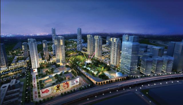 Xuất hiện điểm đến thương mại và văn hóa lớn ở trung tâm phía Tây Hà Nội - 1