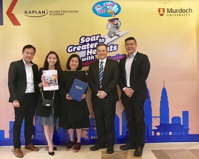 Du học Singapore dễ dàng tại trường Kaplan danh giá - 1