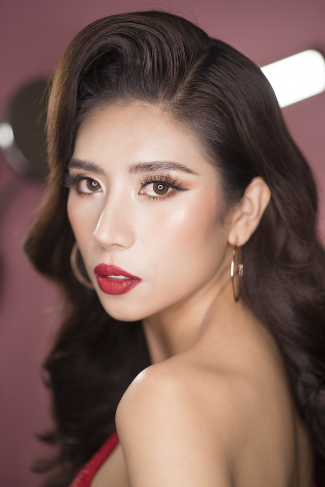 Người đẹp Việt đăng quang Hoa hậu Du lịch Quốc tế - 11