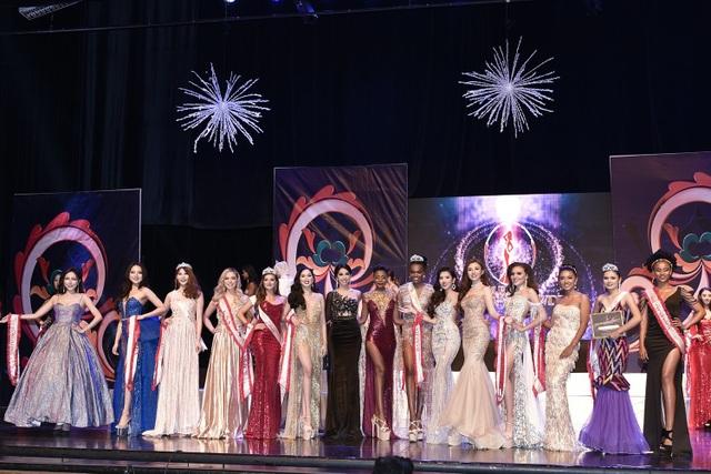 Người đẹp Việt đăng quang Hoa hậu Du lịch Quốc tế - 9