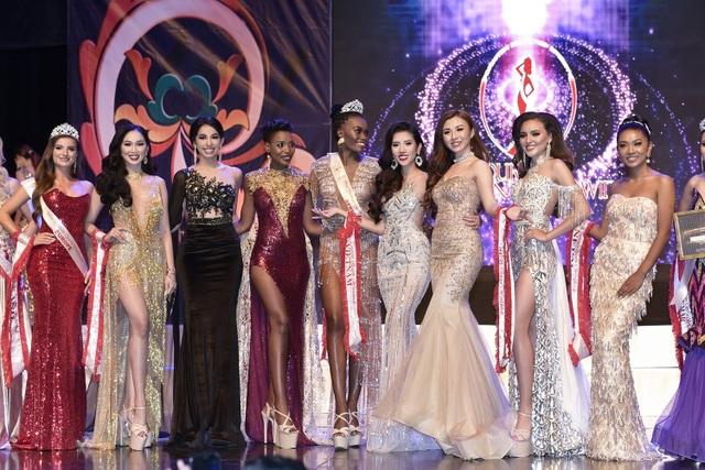 Người đẹp Việt đăng quang Hoa hậu Du lịch Quốc tế - 1