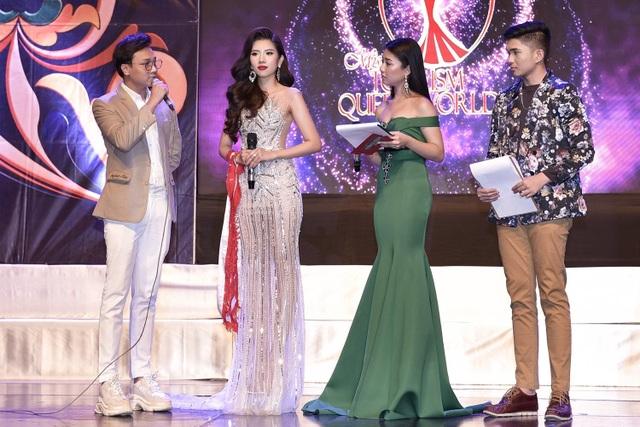 Người đẹp Việt đăng quang Hoa hậu Du lịch Quốc tế - 10
