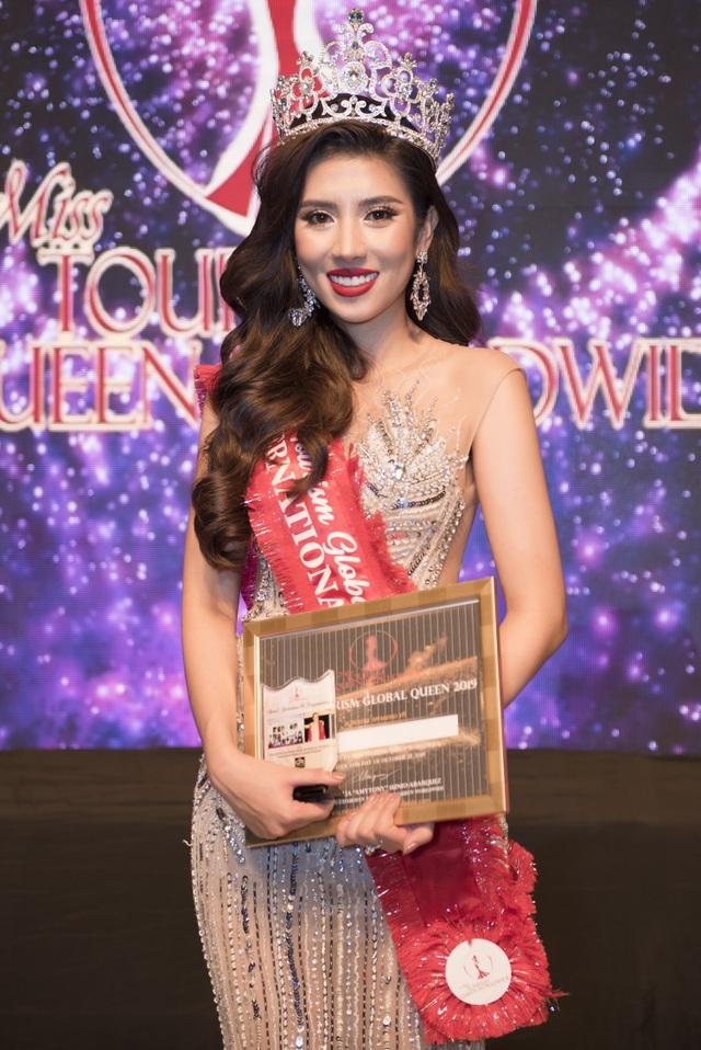 Người đẹp Việt đăng quang Hoa hậu Du lịch Quốc tế - 13