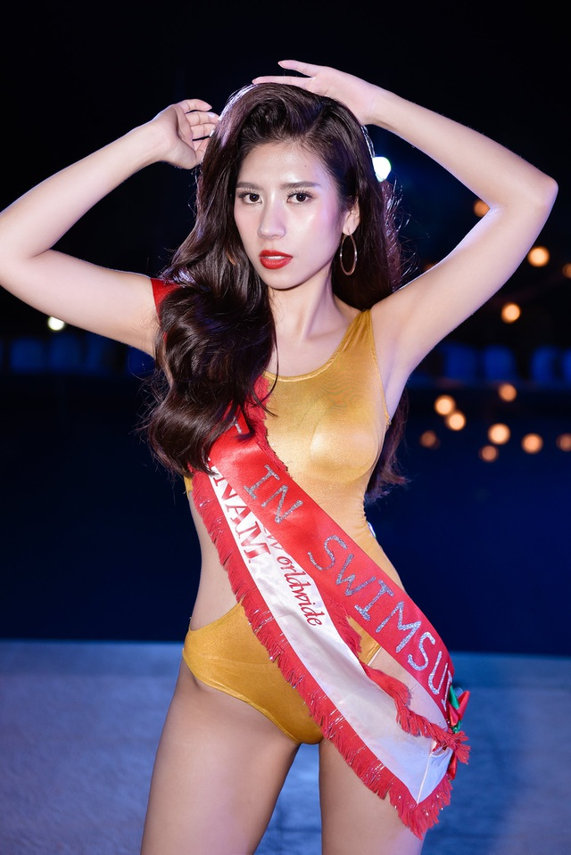 Người đẹp Việt đăng quang Hoa hậu Du lịch Quốc tế - 19
