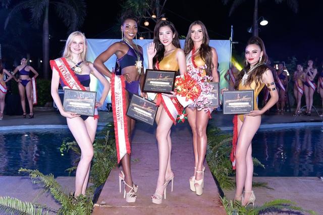 Người đẹp Việt đăng quang Hoa hậu Du lịch Quốc tế - 17