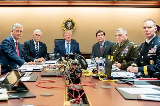 Nga chưa tin tuyên bố tiêu diệt thủ lĩnh tối cao IS của ông Trump - 2