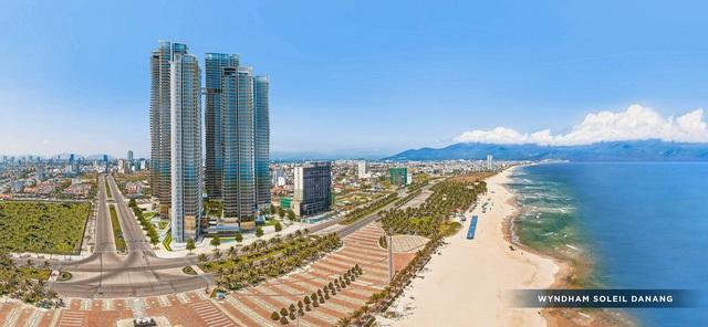 Bất động sản nghỉ dưỡng ven biển miền Trung hấp dẫn nhà đầu tư - 1