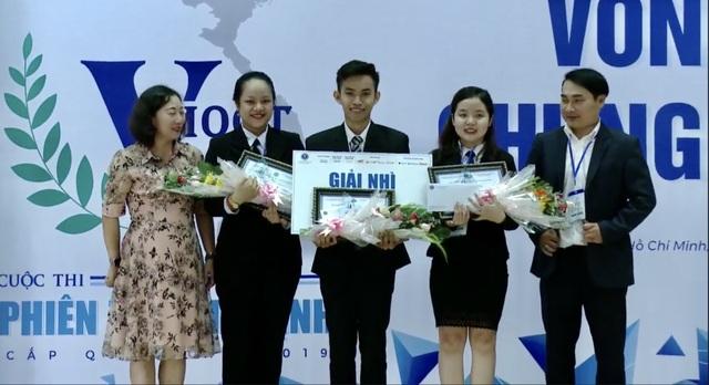 ĐH Quốc gia Hà Nội vô địch cuộc thi Phiên tòa giả định Vmoot năm 2019 - 4