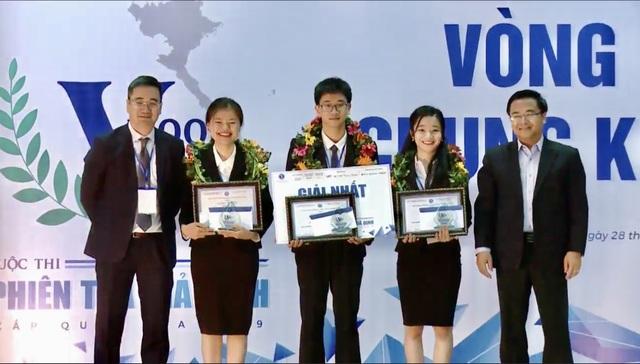 ĐH Quốc gia Hà Nội vô địch cuộc thi Phiên tòa giả định Vmoot năm 2019 - 3