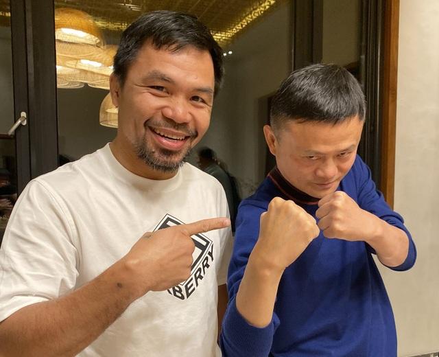 Sau khi nghỉ hưu, Jack Ma có thú vui mới