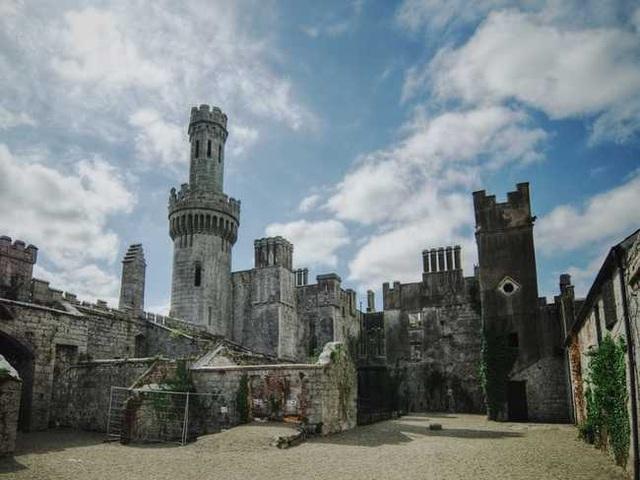 Khung cảnh ám ảnh tại những dinh thự bỏ hoang từng là biểu tượng của giàu có - 9