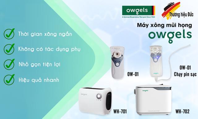 Máy tạo Oxy Owgels – Thương hiệu tin cậy để bạn lựa chọn - 4
