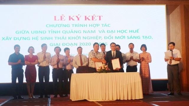 Viện Công nghệ sinh học, Đại học Huế chuyển giao công nghệ cho tỉnh Quảng Nam - 1