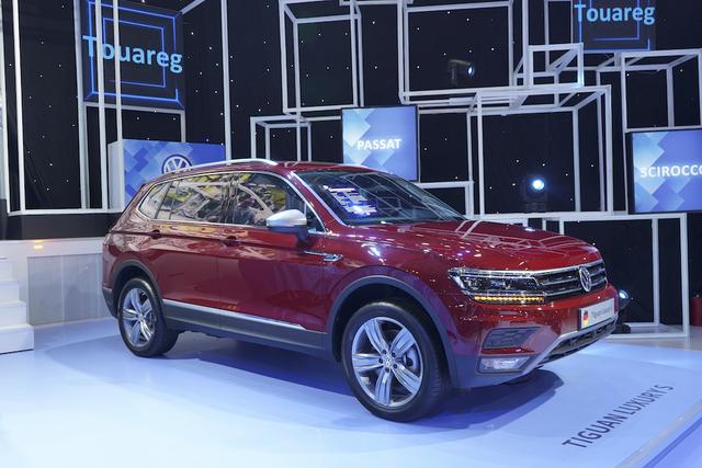 Volkswagen ra mắt Tiguan Allspace Luxury S mang phong cách Off-Road với giá 1,869 tỷ đồng - 1