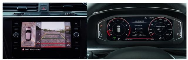 Volkswagen ra mắt Tiguan Allspace Luxury S mang phong cách Off-Road với giá 1,869 tỷ đồng - 2