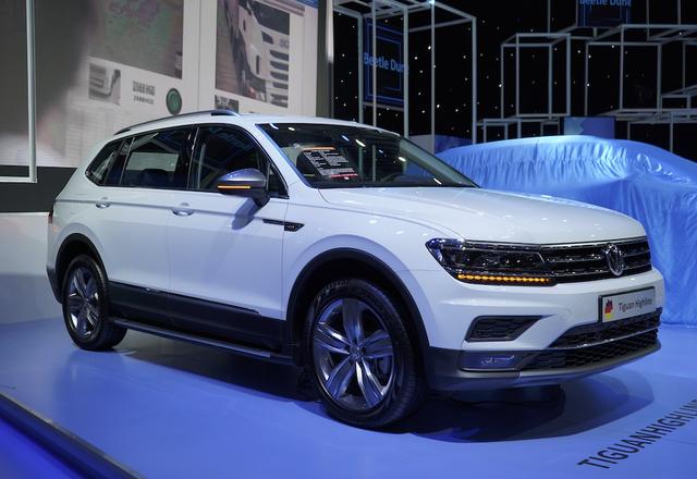 Volkswagen ra mắt Tiguan Allspace Luxury S mang phong cách Off-Road với giá 1,869 tỷ đồng - 3