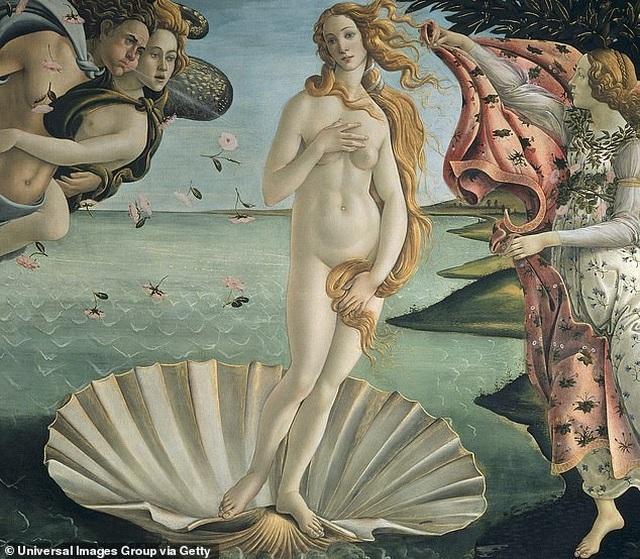Thần Vệ Nữ nắm giữ... bí quyết tạo dáng đẹp đã có từ thời xa xưa - 2