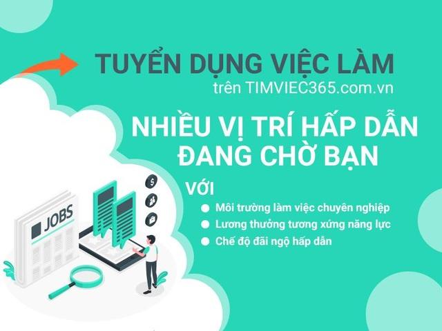 Timviec365.com.vn - Đáp ứng mọi nhu cầu tuyển dụng - 1