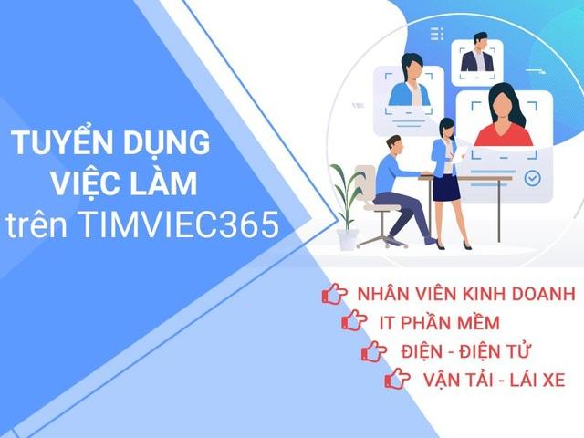 Timviec365.com.vn - Đáp ứng mọi nhu cầu tuyển dụng - 3