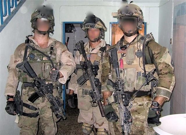 Đội đặc nhiệm thiện chiến bí ẩn của Mỹ trong chiến dịch kết liễu thủ lĩnh IS - 3
