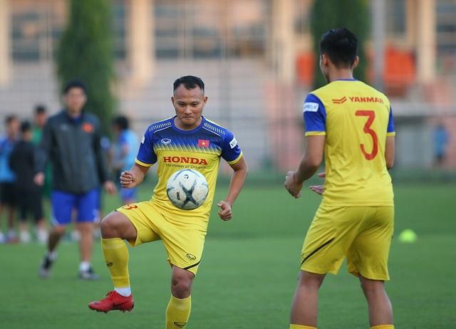 Trọng Hoàng muốn được cùng U22 Việt Nam giành HCV SEA Games 30 - 1